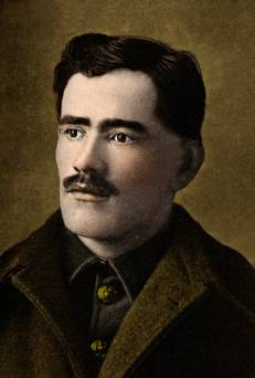 102 years after he died on the first day of the battle of Passchendaele Francis Ledwidge' words live on to ring out across world