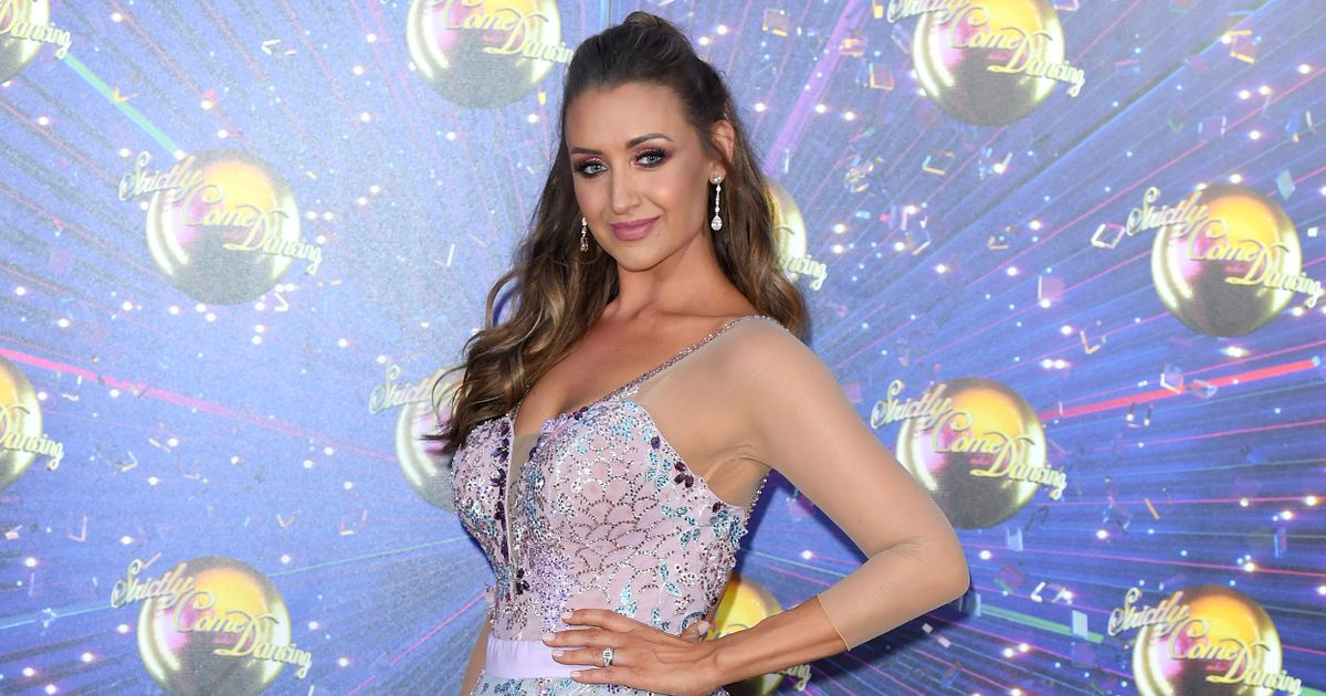 Strictly's Catherine Tyldesley says being overweight killed her dance dream