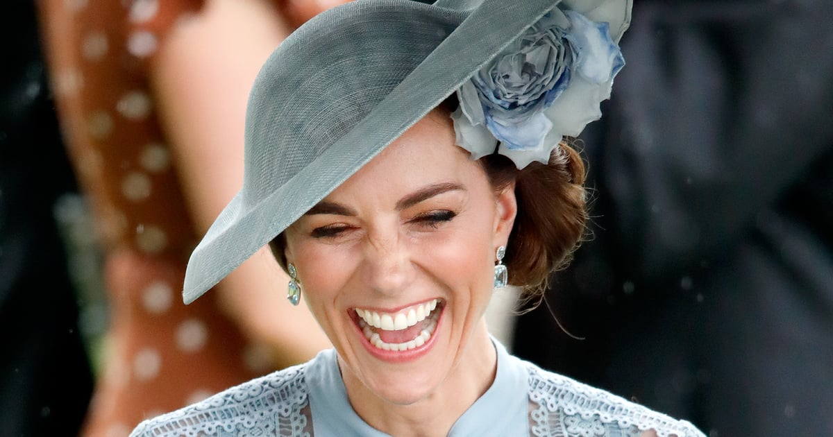 Kate Middleton's Laugh Is So Infectious, It's Impossible Not to Smile Over These Photos