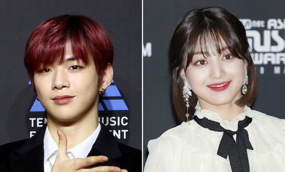 Are Kang Daniel & TWICE's Jihyo Dating? Here's What To Know About The New K-Pop Couple