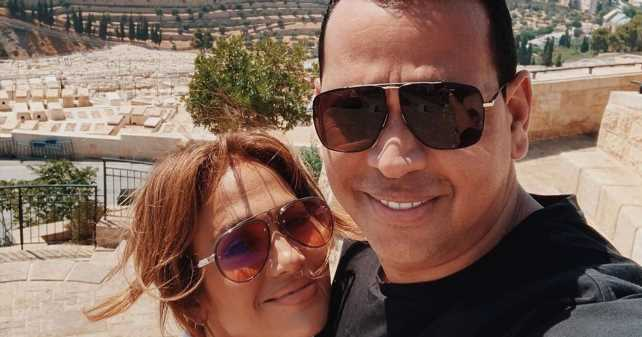 Inside Jennifer Lopez and Alex Rodriguez's Family Trip to Israel: Pics