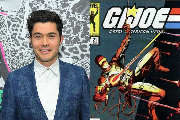 Henry Golding in Talks to Play Snake Eyes in 'GI Joe' Movie Spinoff