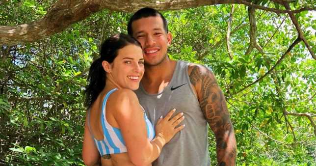 Javi Marroquin's Estranged Fiancee Posts About Respecting Women After Fight