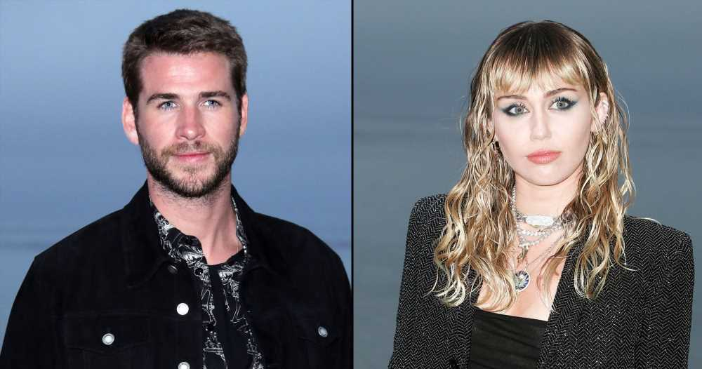 Liam Hemsworth Hits Beach With Brother Chris After Miley Cyrus Split