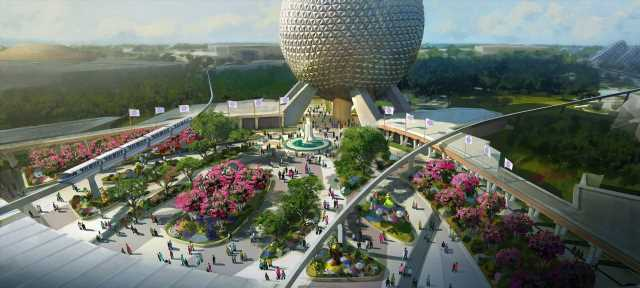 Theme Park Bits: Living with the Land Update, Mobile Ordering, and More! – /Film