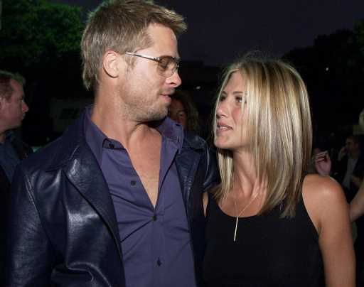 There's Proof That Brad Pitt Was Happier Married to Jennifer Aniston Compared to Angelina Jolie