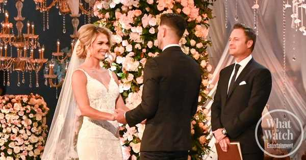 Chris and Krystal's Bachelor in Paradise wedding: What to watch on Tuesday