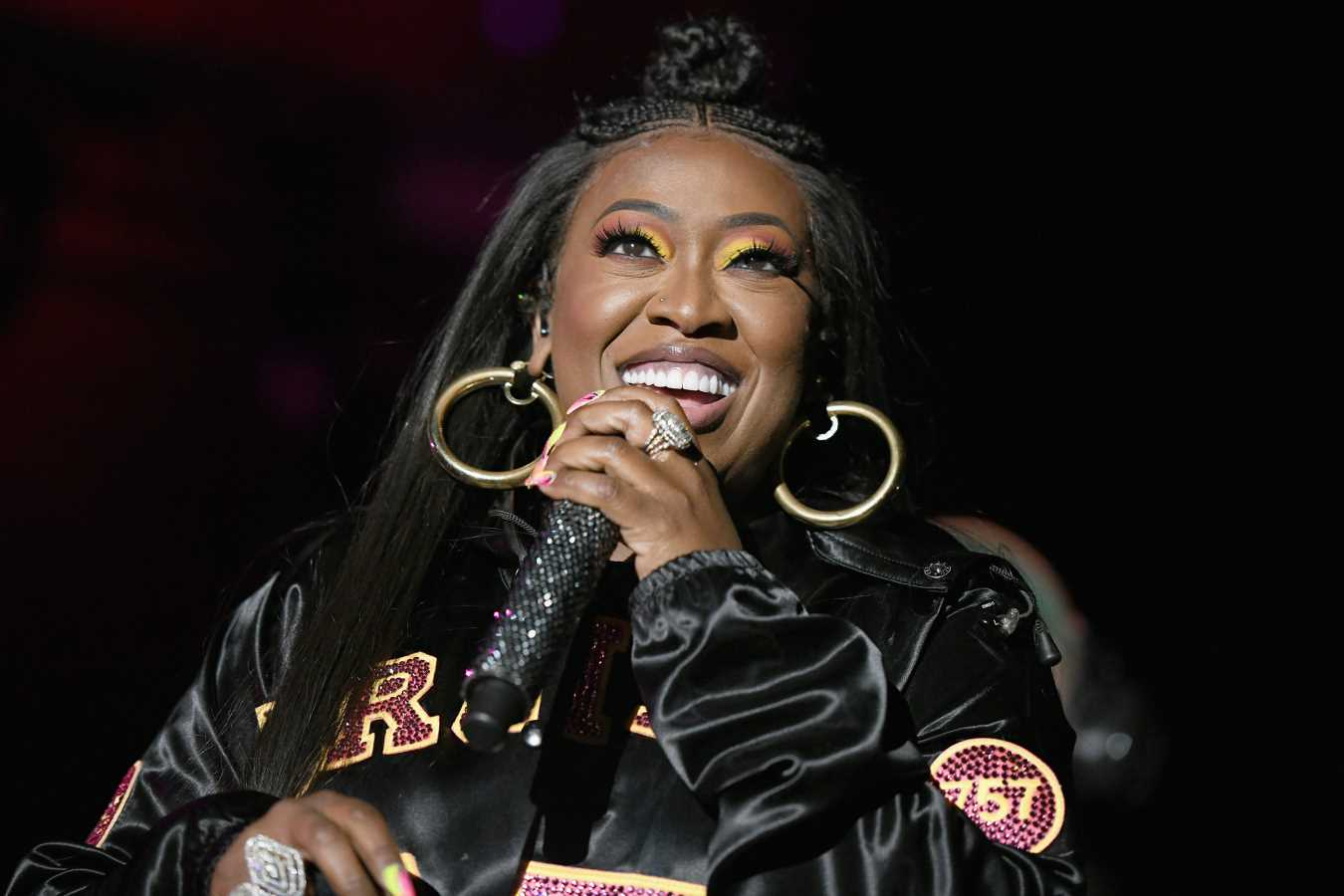 Missy Elliott drops new music collection Iconography, video for Throw It Back
