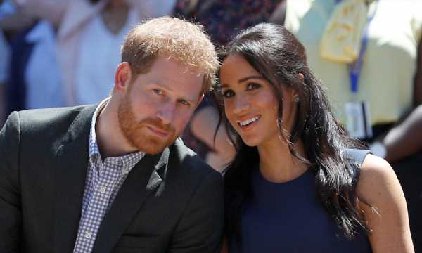 Prince Harry and Meghan Markle stop following ANYONE on Instagram: find out why