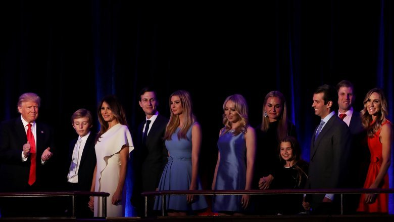 Ridiculously expensive things the Trump family owns