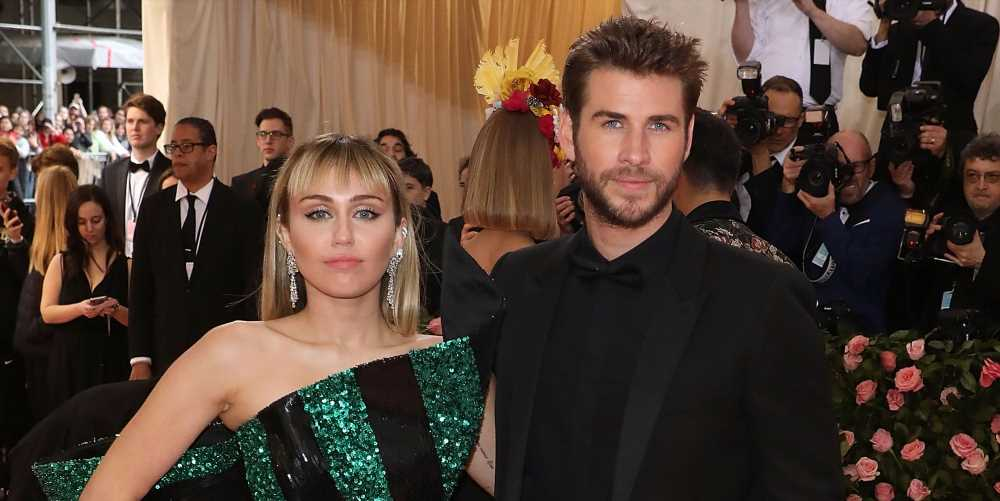 Miley Cyrus and Liam Hemsworth Have Split Up Less Than a Year After Their Wedding