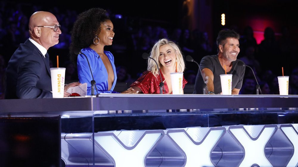 'America's Got Talent' Continues To Top Tuesday, 'Bachelor In Paradise' Rises