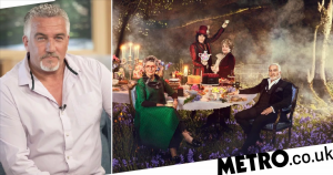 Paul Hollywood brushes off drama with ex to tease Bake Off 2019