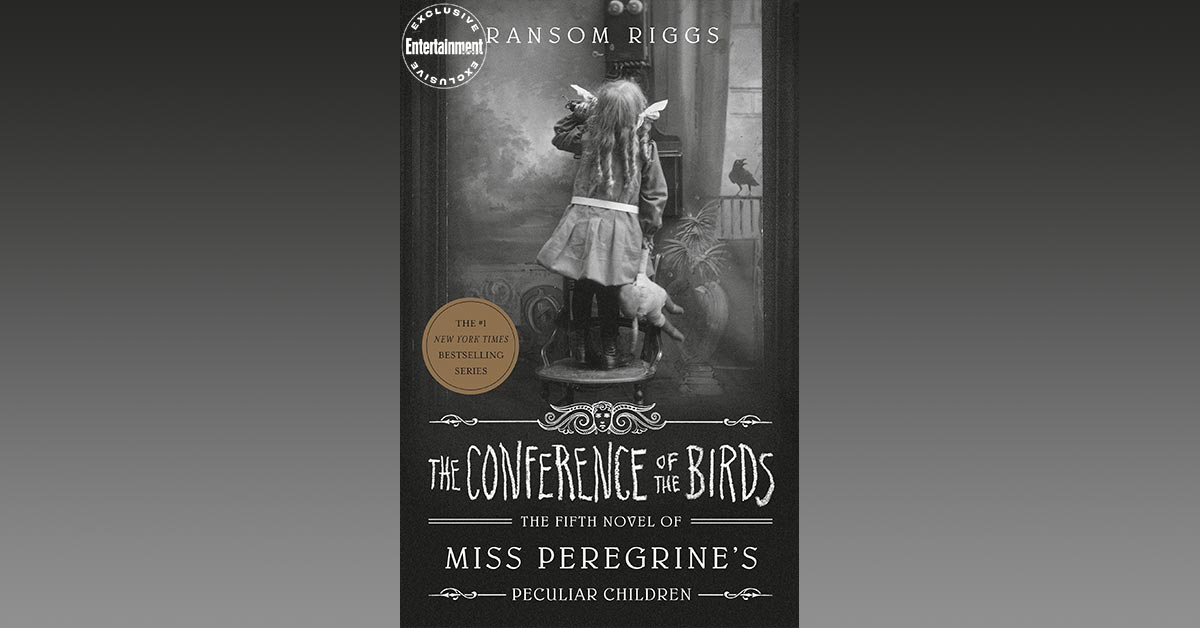 Conference of the Birds: Ransom Riggs previews new Miss Peregrine