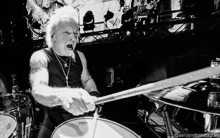 Ankle Injury Forces Aerosmith Drummer to Miss Maryland Concert