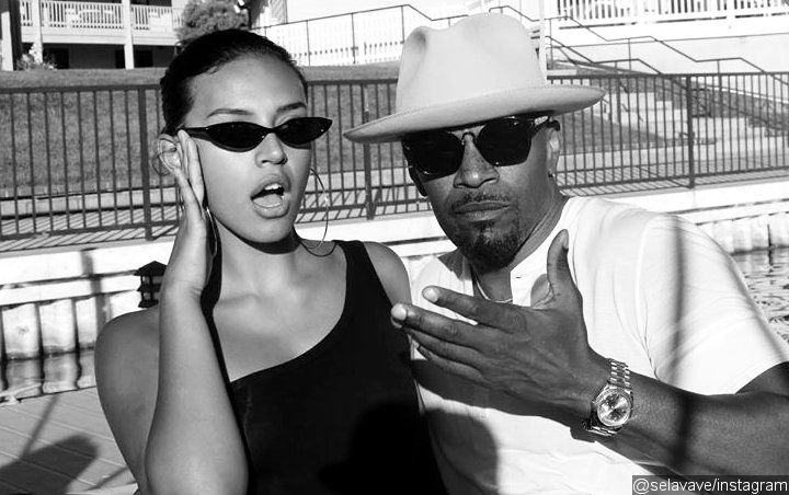 Jamie Foxx Already Brings New Rumored Flame Sela Vave to His Home After Katie Holmes Split