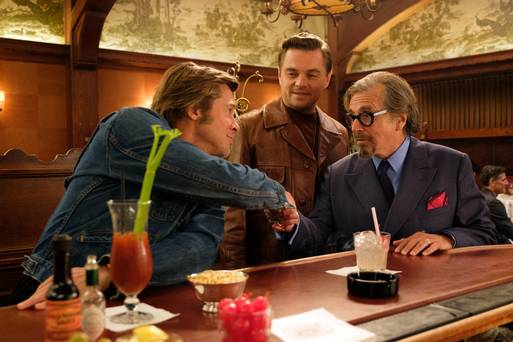 Once Upon a Time in Hollywood review: 'Ceverly realised at times, but meanders hopelessly, and is too self-indulgent and unfocussed'