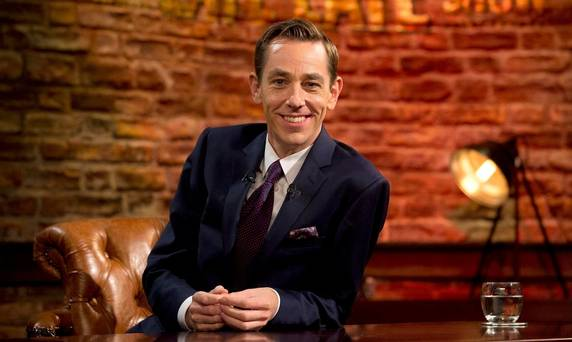 'I'm fed up at the kowtowing to the British message' – Ryan Tubridy on challenging Brexit narrative