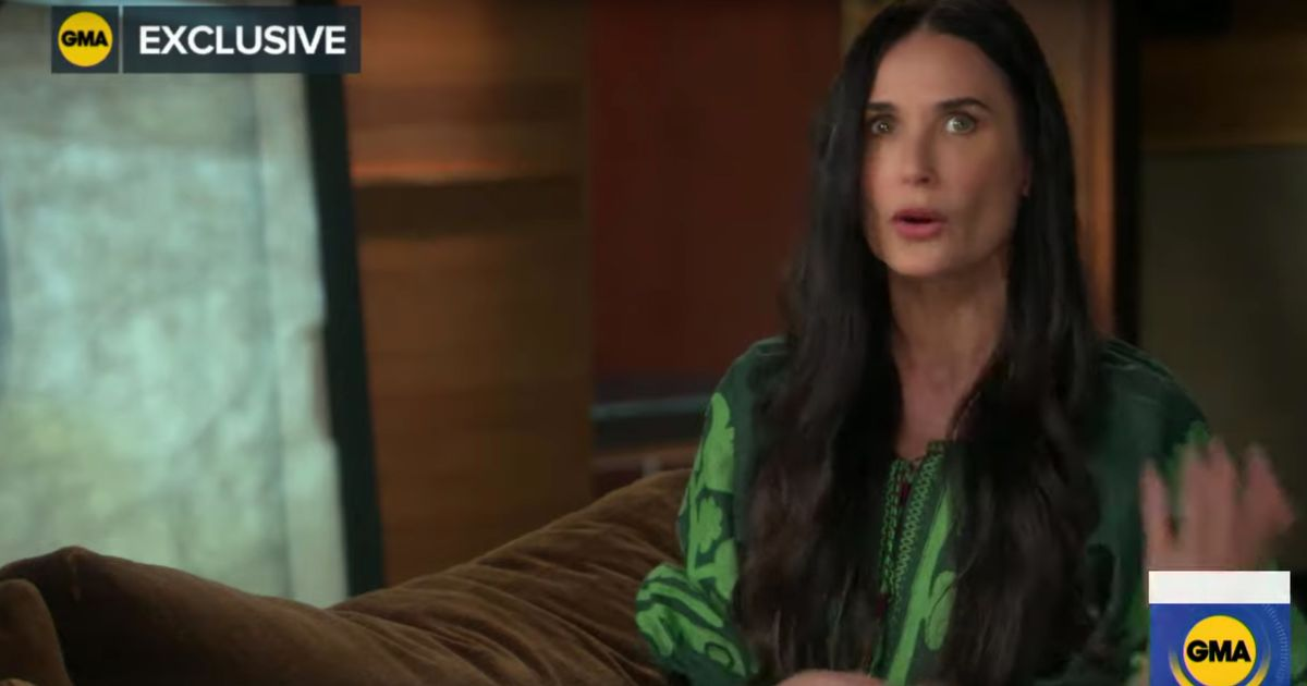 Demi Moore tells world how she was raped aged 15 by perv who paid her mum £400