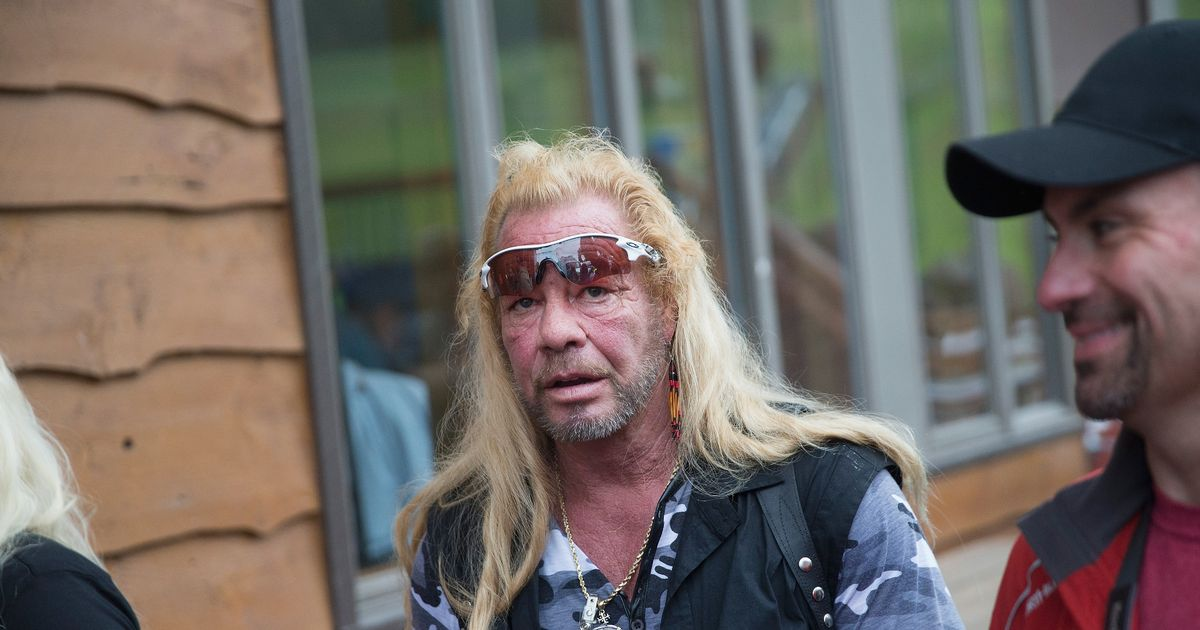 Dog the Bounty Hunter hospitalised after suffering major heart problem