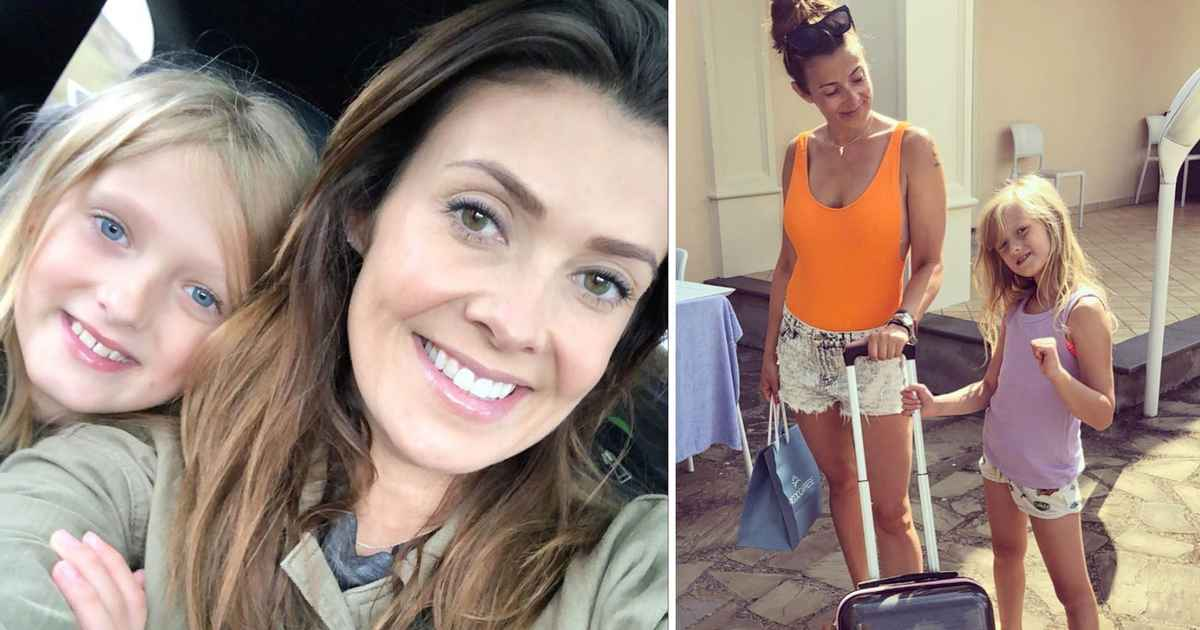 Kym Marsh reveals scary moment someone was pretending to be her eight year old daughter on Instagram