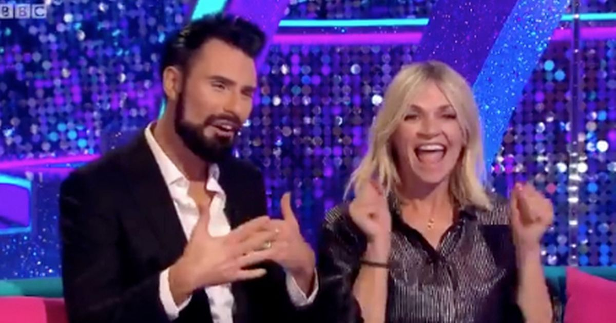 Strictly fans praise Rylan's debut but are frustrated by his 'interrupting'