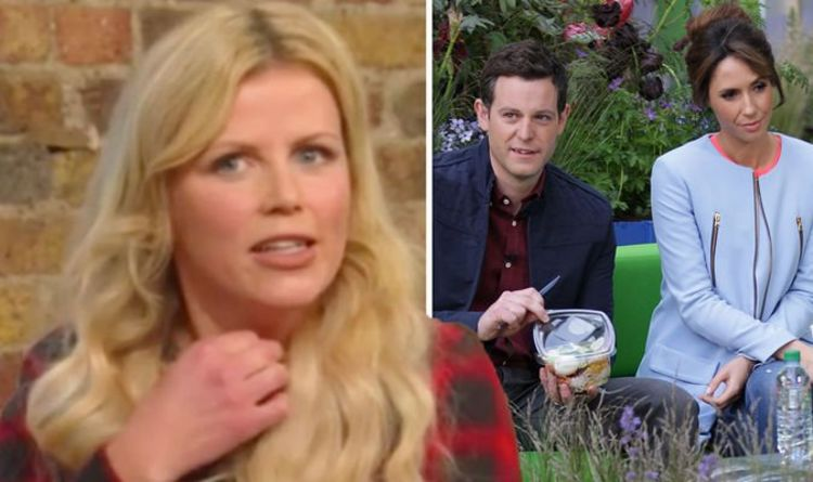 Ellie Harrison: 'It would feel strange' Countryfile host on returning to The One Show