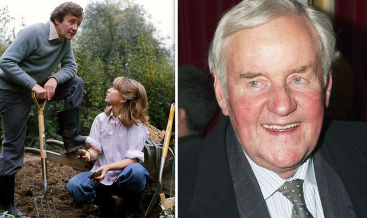 How The Good Life star Richard Briers was a bit of a bad boy