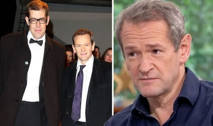 Alexander Armstrong: Pointless host shares fears for 'mental stability' amidbig change