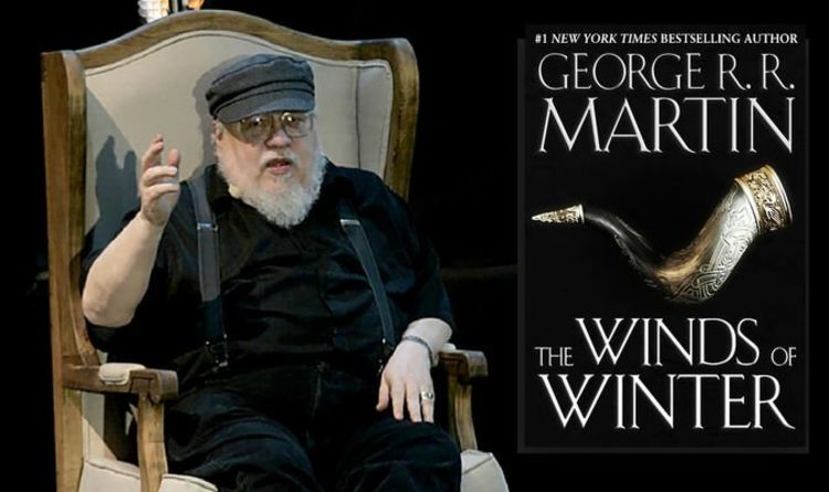 Game of Thrones George RR Martin gives fans 'SPECTACULAR' news during Winds of Winter wait