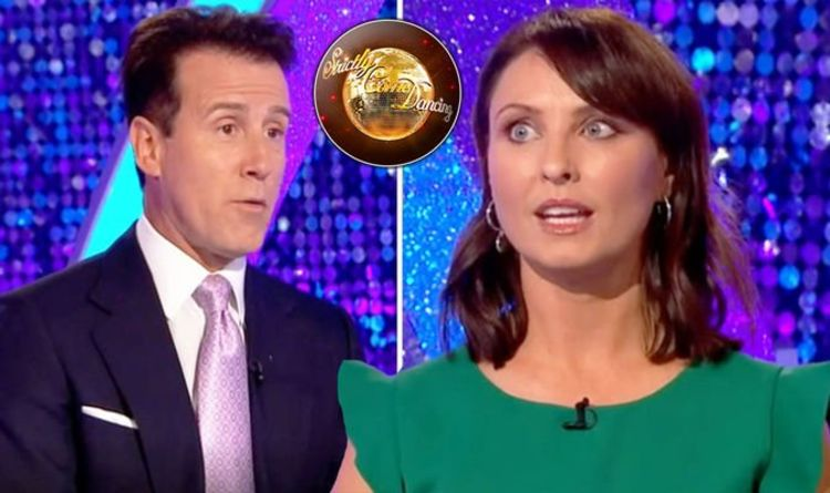 Emma Barton: 'Keep covered up' Strictly star tells Anton Du Beke after pro sparks frenzy
