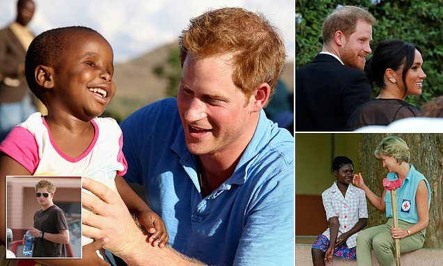 Will Prince Harry's PR pal lead his mission to Namibia?