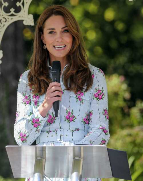 Duchess Kate has gotten a lot better at public speaking: how & why did that happen?