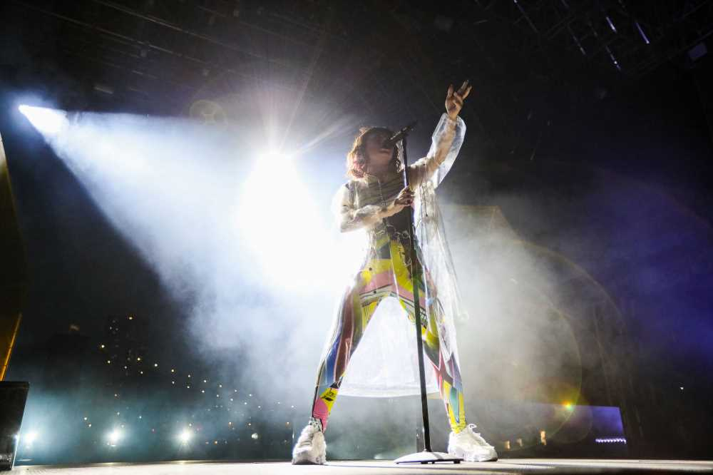 Watch Charli XCX Discuss Artistic Growth for 'Live From the Artists Den'