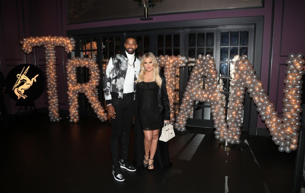 Tristan Thompson Just Left the Most Awkward Comment on Khloé Kardashian's Instagram