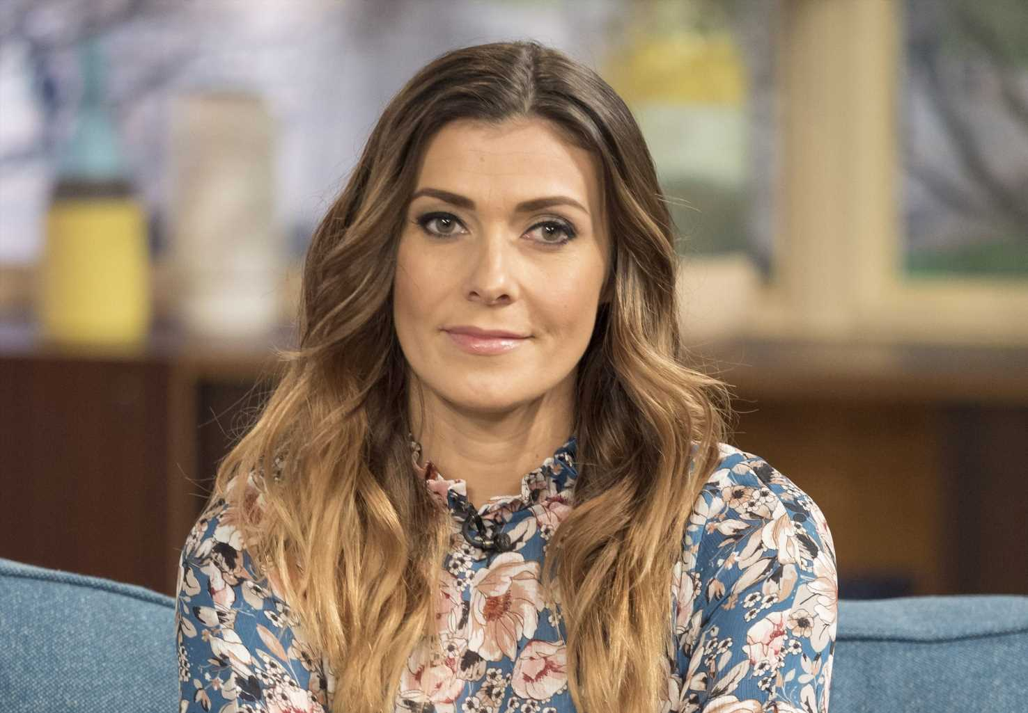 Coronation Street's Kym Marsh is recovering after undergoing a mystery operation