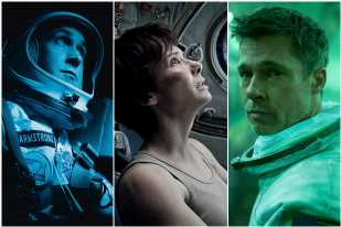 9 Movies About Sad People in Space, From 'Gravity' to 'Ad Astra' (Photos)