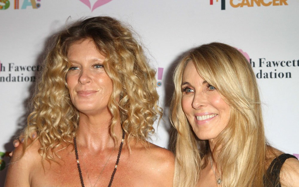Rachel Hunter on blending families with Rod Stewart's other ex: 'There has to be unity'