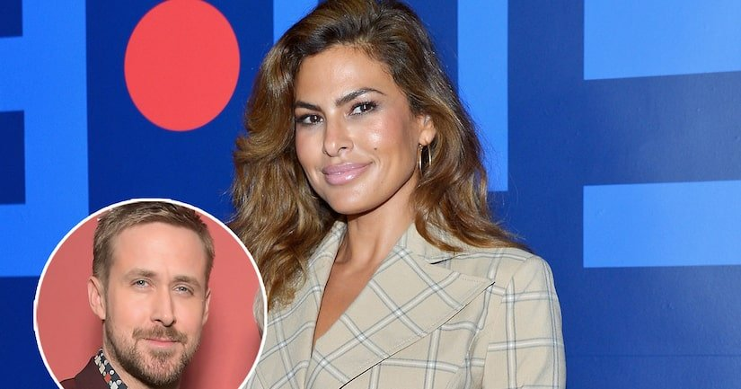 Eva Mendes Opens Up About Raising Daughters With Ryan Gosling