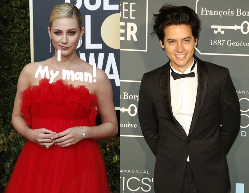 What Breakup?? Lili Reinhart Calls Cole Sprouse 'My Boyfriend' In New Interview!