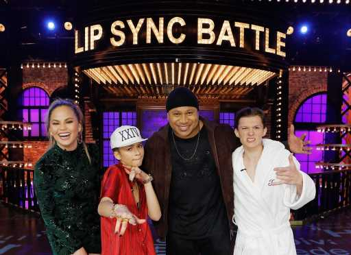 The Surprising Person Who Could Make Tom Holland Do 'Lip Sync Battle' Again