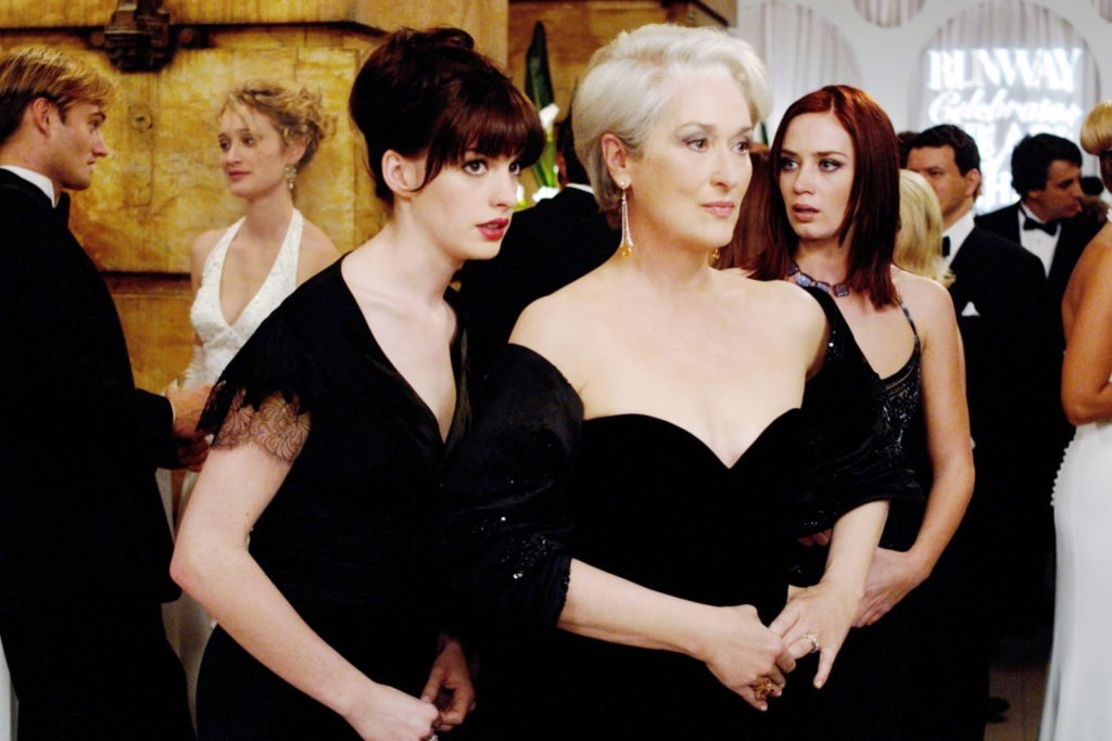 The Devil Wears Prada to Become a Stage Musical — with a Score by Elton John! (Report)