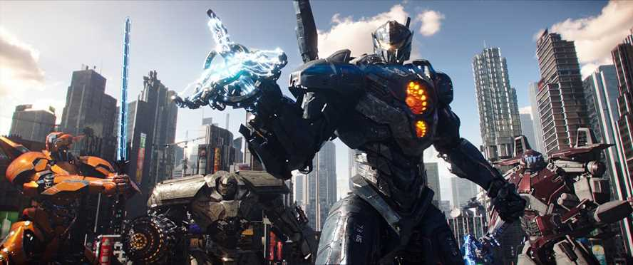 'Pacific Rim' Writer Travis Beacham Wanted to Travel to the Other Side of the Rift in Sequels