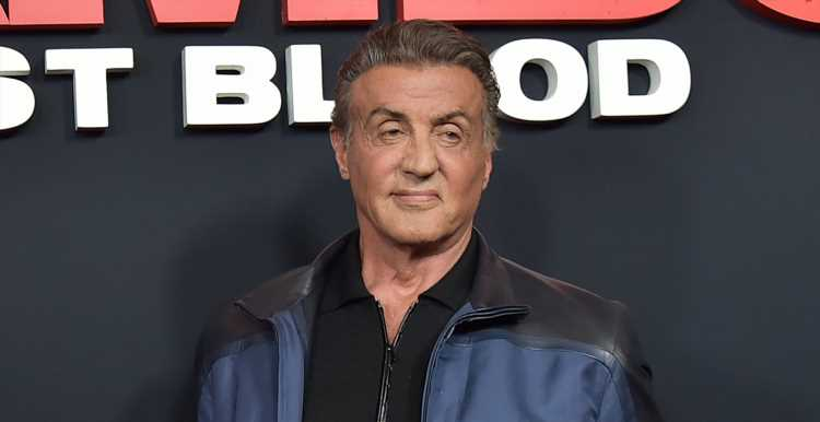Sylvester Stallone Hits the Red Carpet for the 'Rambo: Last Blood' Premiere