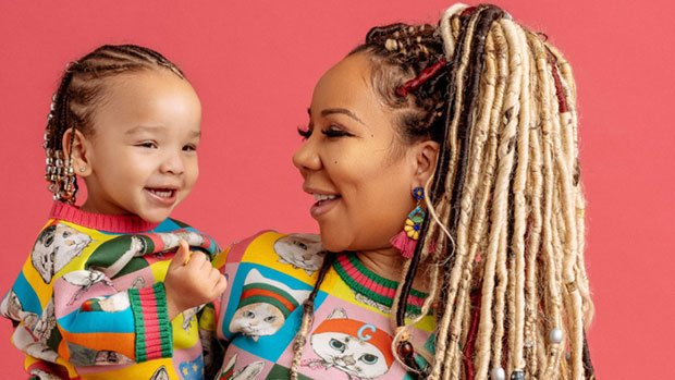 T.I. & Tiny's Daughter Heiress, 3, Sings Happy Birthday To Dad In Adorable Instagram — Watch