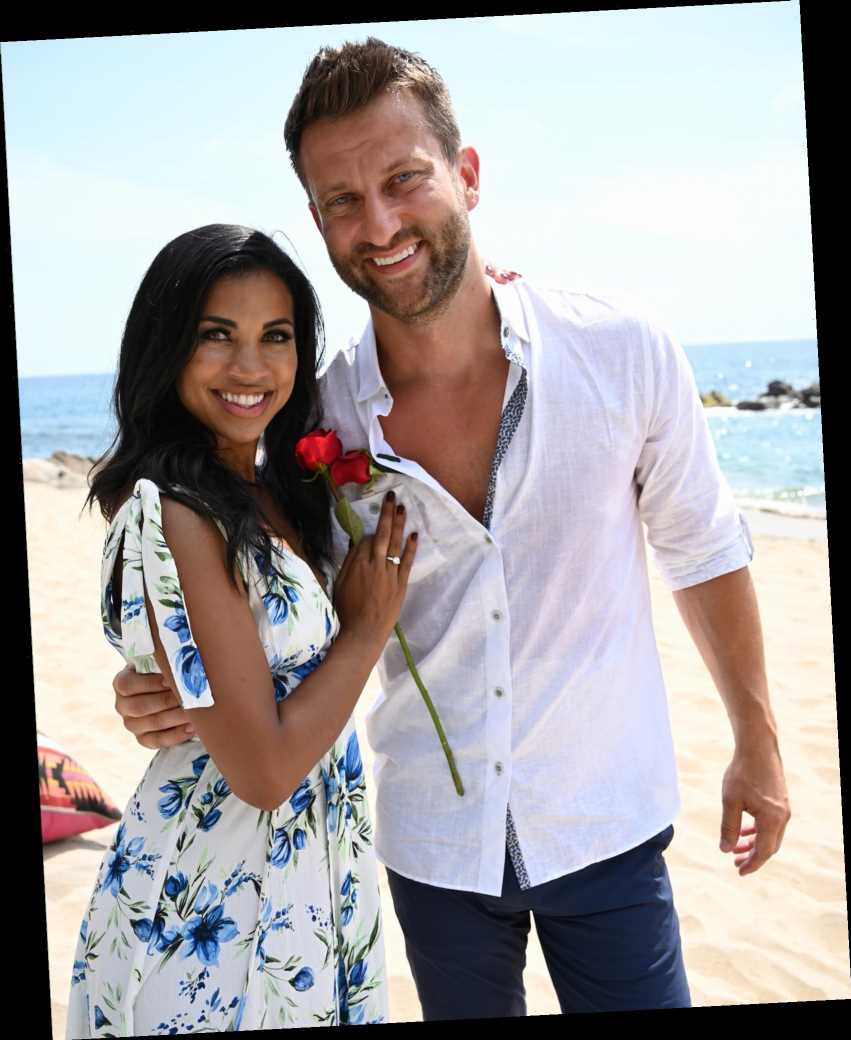 Bachelor in Paradise's Katie Morton Is 'So Happy' with Chris Bukowski: 'We Just Keep Growing'
