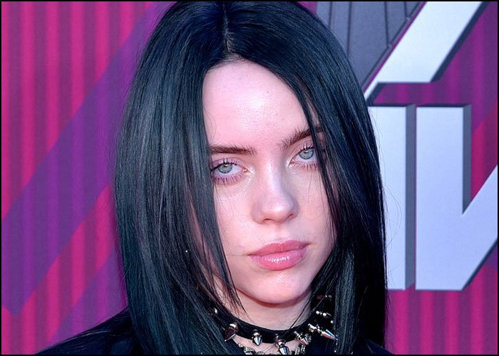 Billie Eilish Drops Demonic Video For 'All The Good Girls Go To Hell'