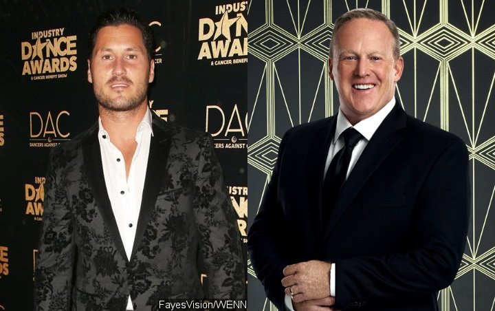 Find Out Val Chmerkovskiy's Strong Reaction to Sean Spicer's 'DWTS' Casting