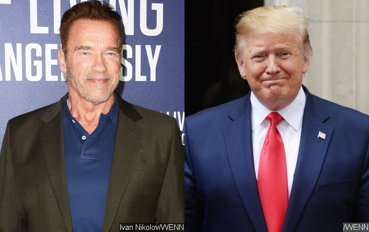 Arnold Schwarzenegger Fears He Gave Donald Trump Tools to Become President