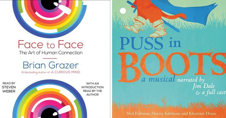 New & Noteworthy Audiobooks, From Paul McCartney to 'Puss in Boots'